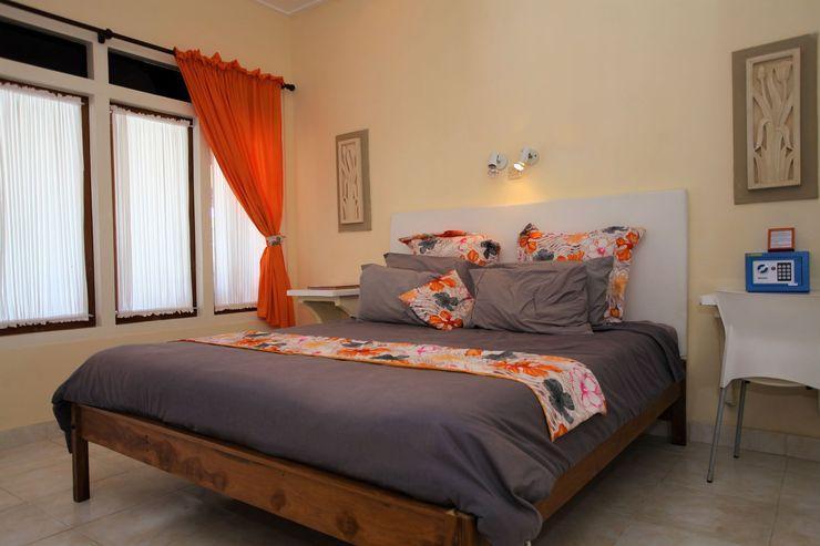 Villa Agung Beach Inn Bali - Deluxe Double Room