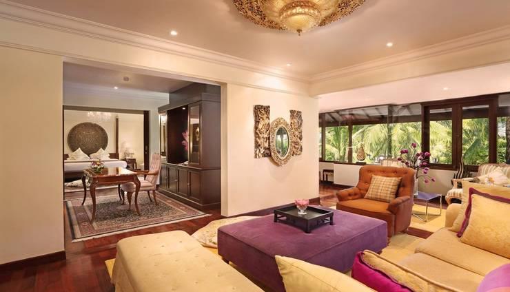 Bintang Bali Resort Bali - Baan Lanna Residence - Living Room