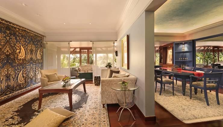 Bintang Bali Resort Bali - Batik Residence - Living Room and Dining Room