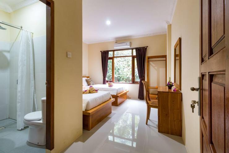 Alam Pangkung Ubud Bali - Guest room