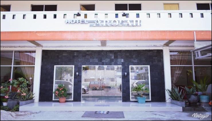 Arofah Hotel Tabalong - exterior