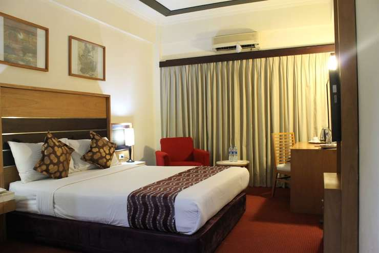 Mega Matra Hotel Jakarta - Guestroom