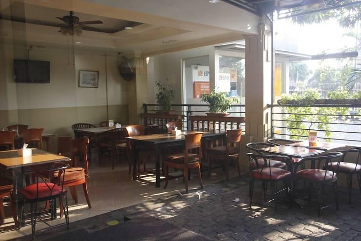 Mega Matra Hotel Jakarta - Restaurant