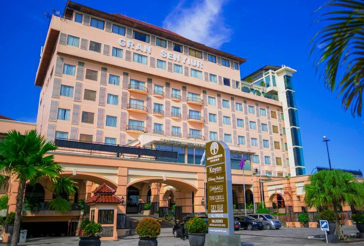 Gran Senyiur Hotel Balikpapan - Appearance