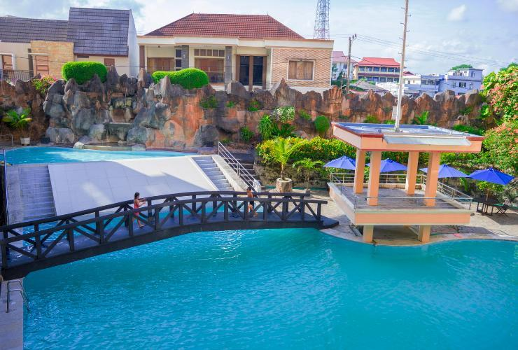 Gran Senyiur Hotel Balikpapan - Pool