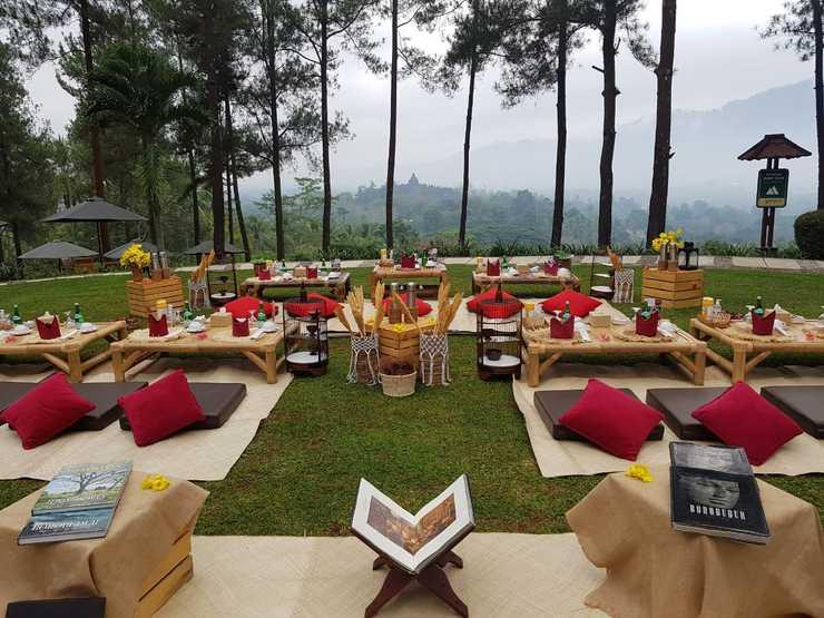 Manohara Hotel Borobudur Magelang - Dagi Abhinaya