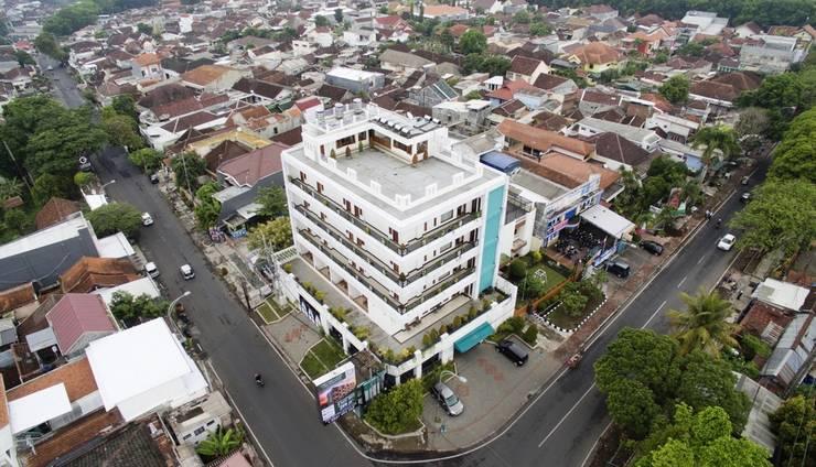 Ratu Homestay Malang Malang - Bird View