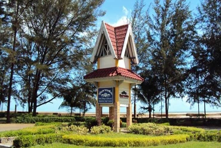 Serrata Terrace Hotel Pangkalpinang - Lingkungan Sekitar
