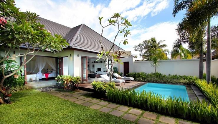 Nunia Boutique Villas Bali - Tampilan Luar