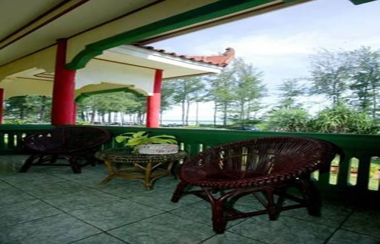 Pasir Putih Resort Bengkulu - Exterior