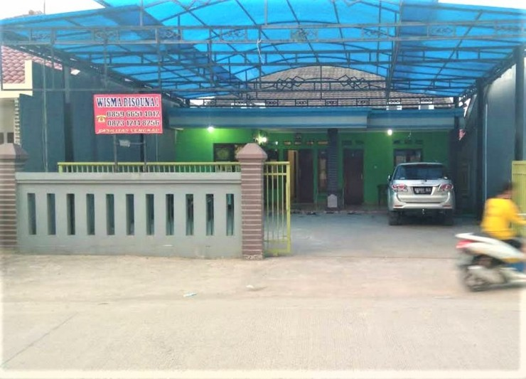 Wisma Rizquna 1 Syariah Tangerang - Eksterior