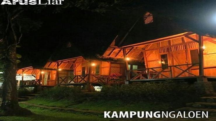 ArusLiar Kampoeng Ngaloen Sukabumi - exterior