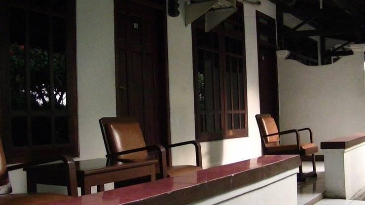 Graha Dewata Juwana Hotel Pati - Teras
