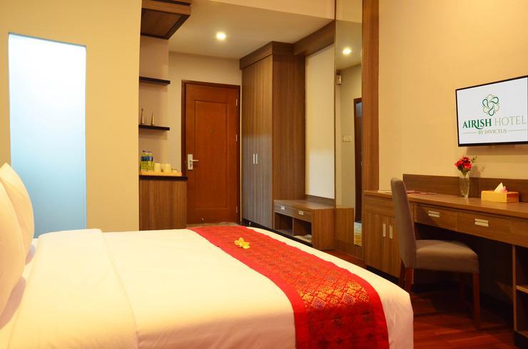 Airish Hotel Palembang Palembang - Bedroom