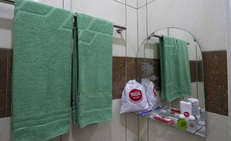 NIDA Rooms Tangerang Railway Station Tangerang - Kamar mandi