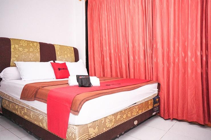 Reddoorz near Palembang Square Mall 2 Palembang - Kamar Tamu