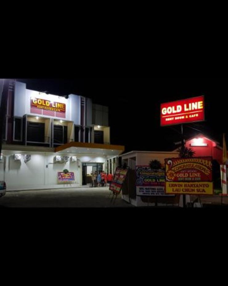 Gold Line Guest House Pontianak - Exterior