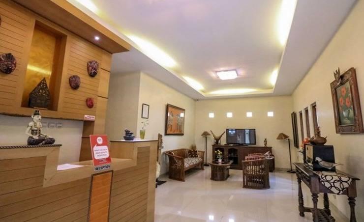 NIDA Rooms 8 Kraton Tugu Railway Station Jogja - Interior