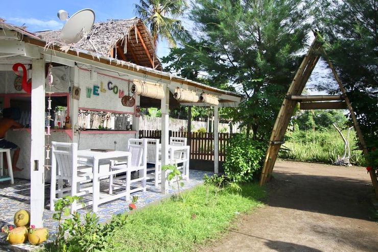El Jardin de Shambala Lombok - Exterior
