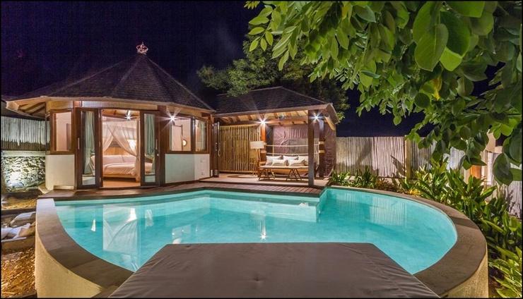 Blue Lagoon Avia Villas Bali - exterior