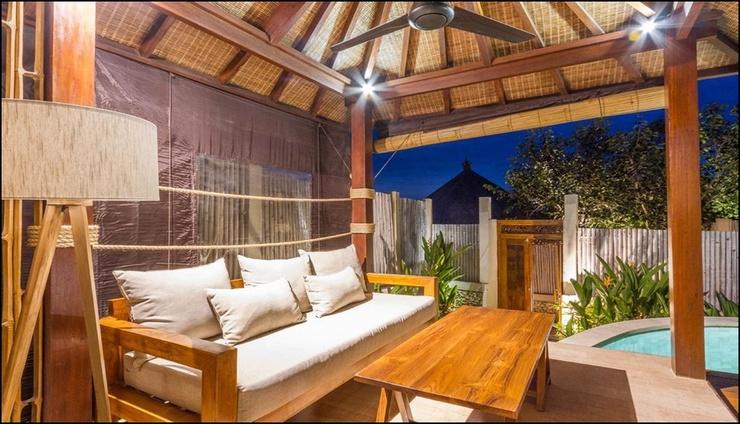 Blue Lagoon Avia Villas Bali - interior