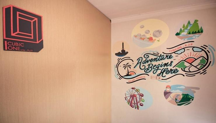 Cubic One Capsule Hotel Malang Malang - Facilities
