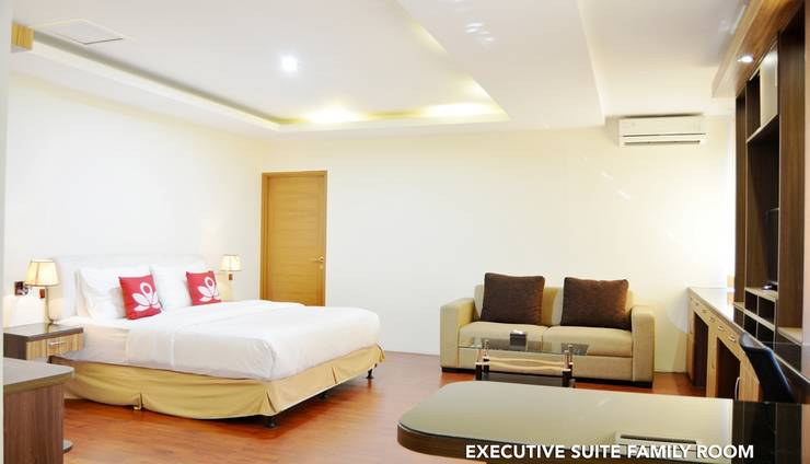 ZEN Rooms Kasira Bintaro Sektor 7 South Tangerang - Executive Suite Family 3