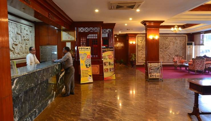 Hotel Seruni  Batam - Lobby