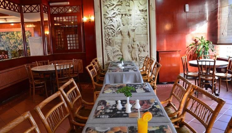 Hotel Seruni  Batam - Resto