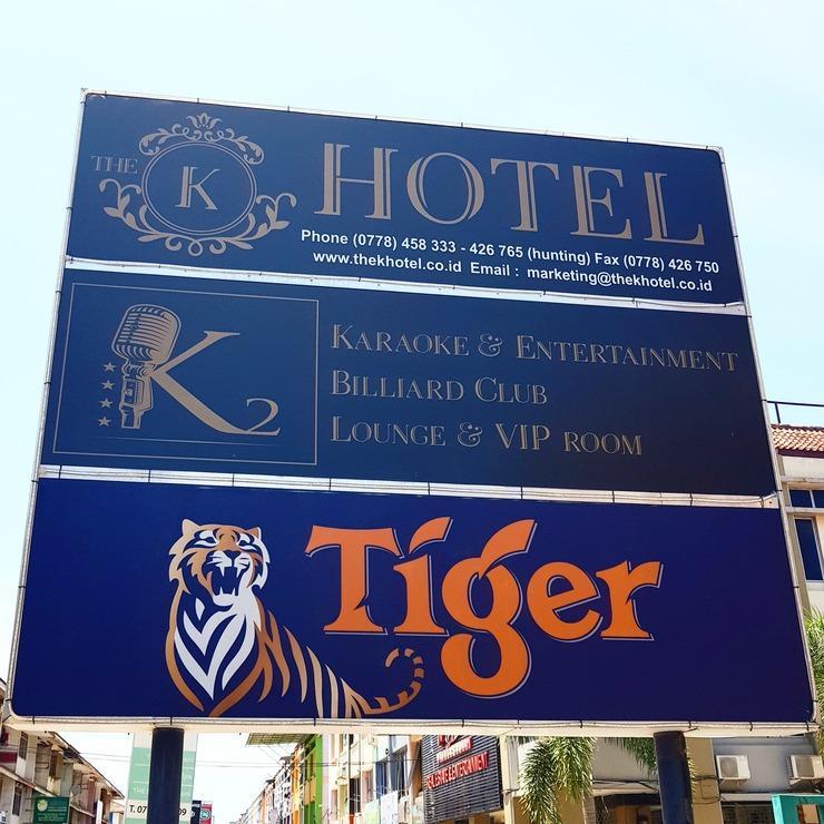 Hotel Seruni  Batam - Logo Board