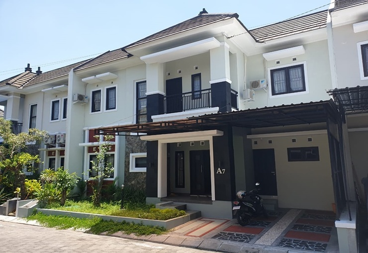 Kuantan A7 Homestay Yogyakarta - Exterior
