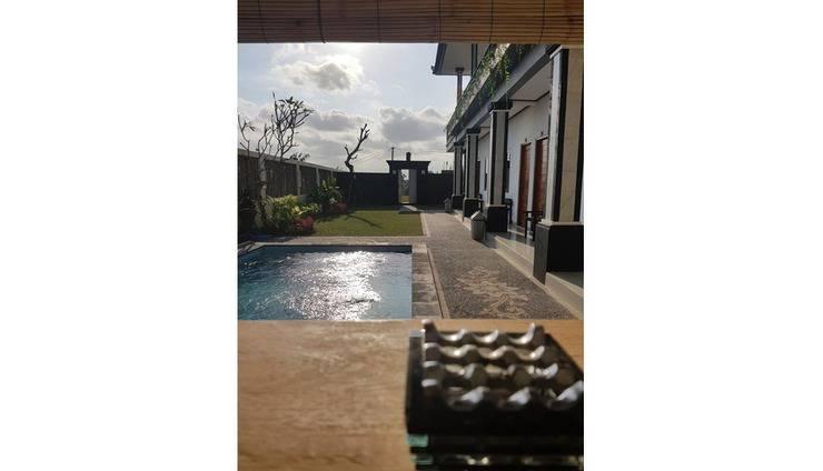 Bunga Ayu Homestay Bali - Pool