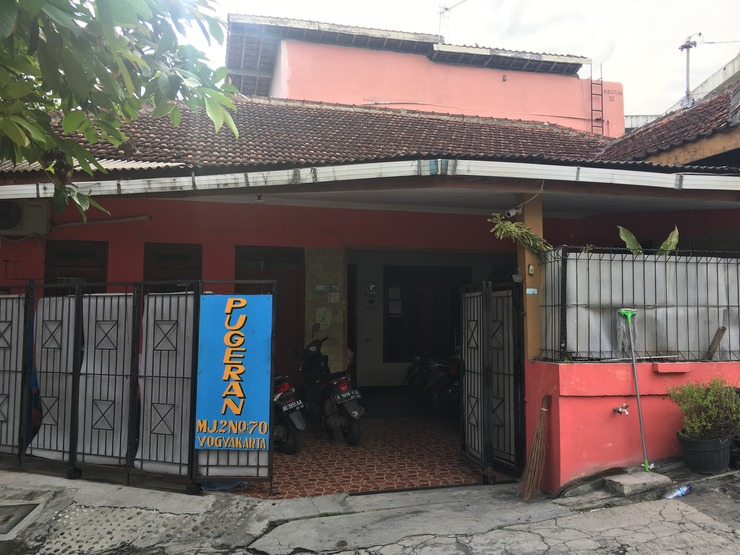 Penginapan Pugeran Yogyakarta - Appearance