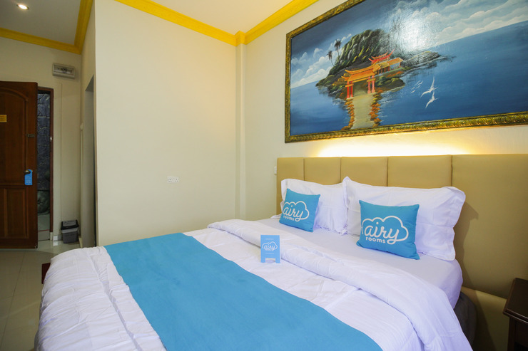 Airy Batam Center Engku Putri 1 Batam - Double Bed