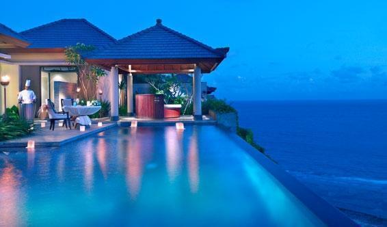 Banyan Tree Ungasan Hotel Bali - Kolam Renang
