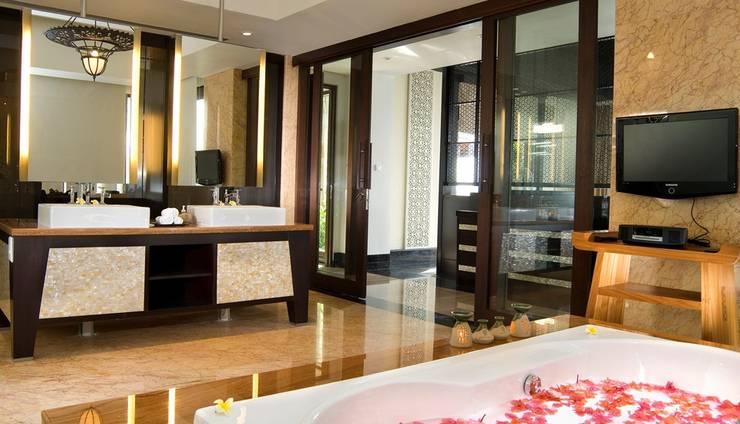 Banyan Tree Ungasan Hotel Bali - Pool Villa Garden View - Bathroom