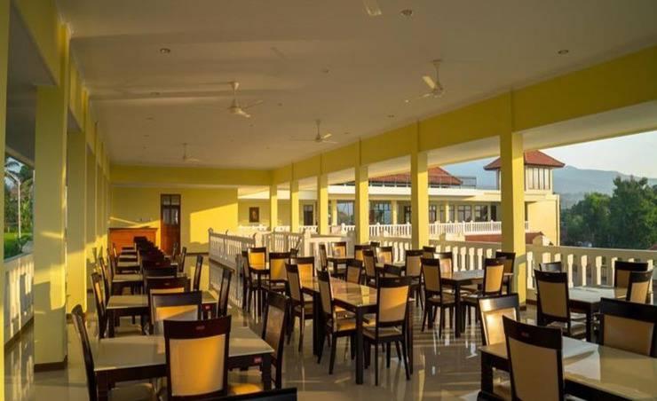 Taman Ujung Resort & Spa Bali - Restoran