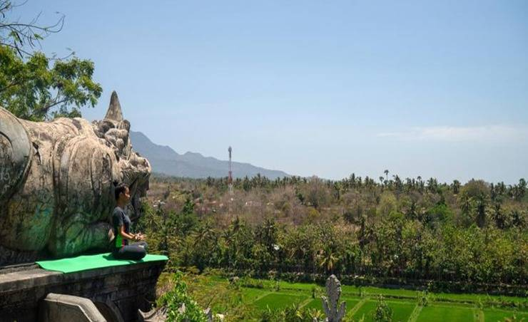 Taman Surgawi Resort & Spa Karangasem - Eksterior