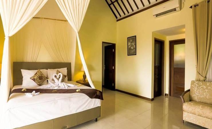 Taman Ujung Resort & Spa Bali - Kamar tamu