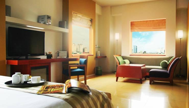 Sparks Hotel Mangga Besar Jakarta - Kamar Suite