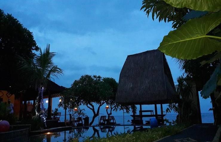 Sunshine Bungalow & Restaurant Bali - Eksterior