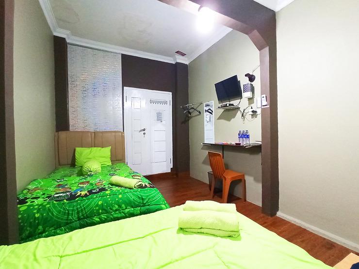 OYO 3046 Homestay Syariah Imah Bandar Lampung - Bedroom SF