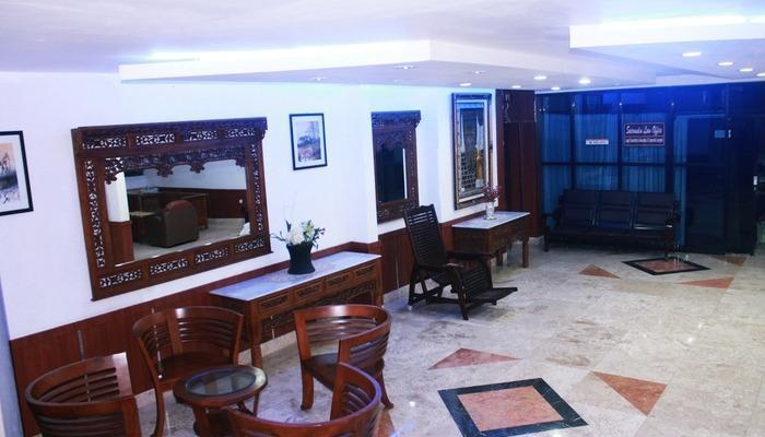 Grand Malaka Ethical Hotel Palembang - LOBBY 2