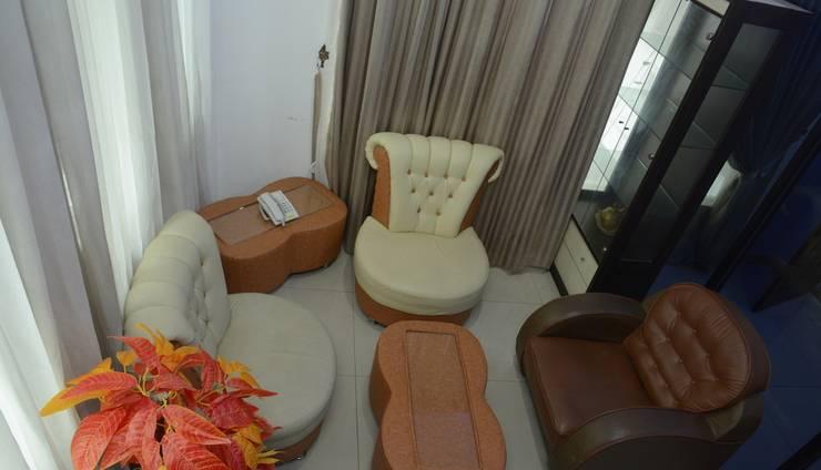 Grand Malaka Ethical Hotel Palembang - Lobi