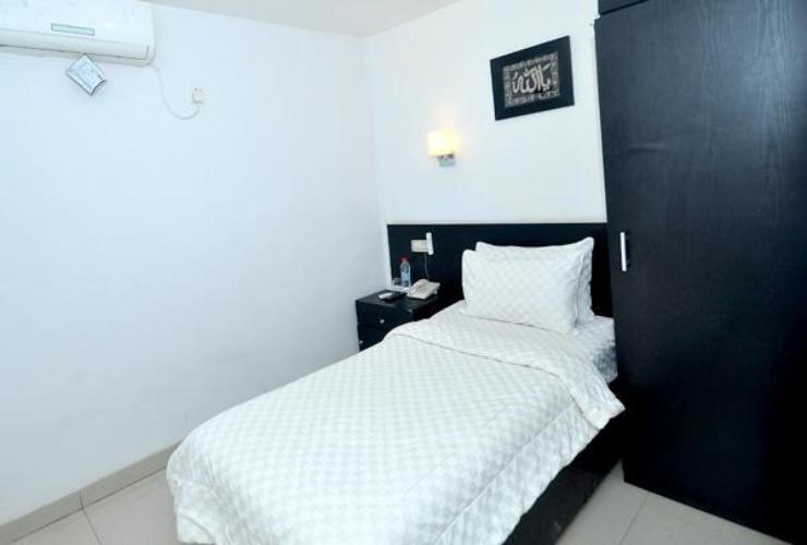 Grand Malaka Ethical Hotel Palembang - Single Room