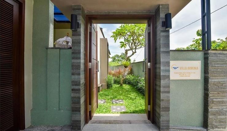 Villa Armenia Jimbaran Bali - Exterior