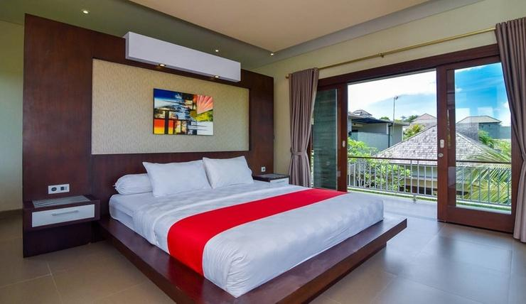 Villa Armenia Jimbaran Bali - Room