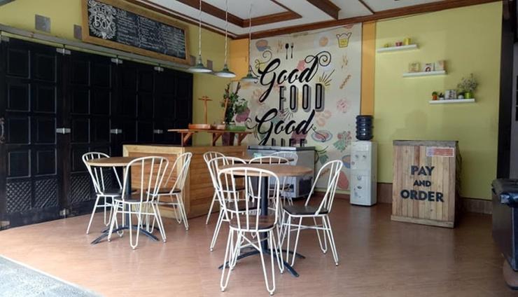 T-Rooms Homestay @lapanganhatta Palembang - interior