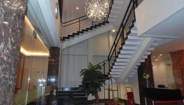 MOSCHA Hotel Gubeng Surabaya Surabaya - lobi