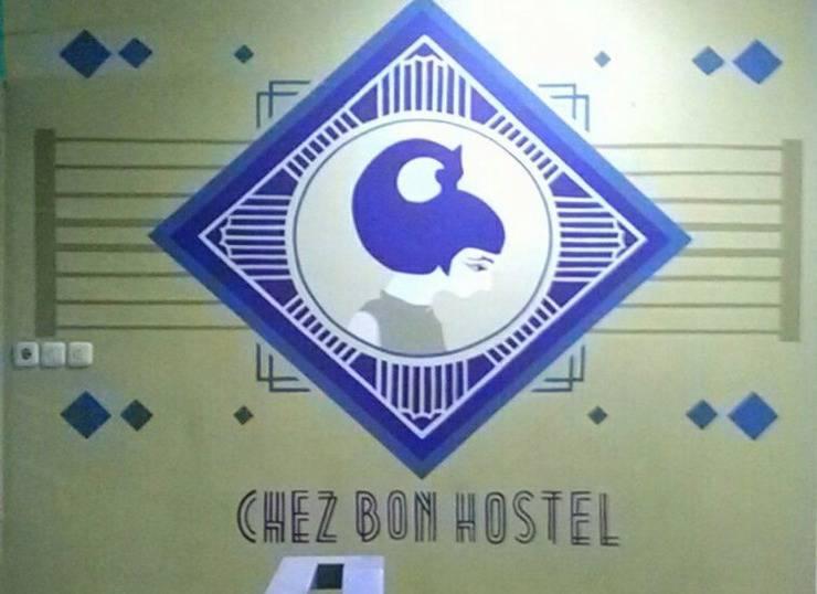 Chez Bon Hostel Bandung - Logo